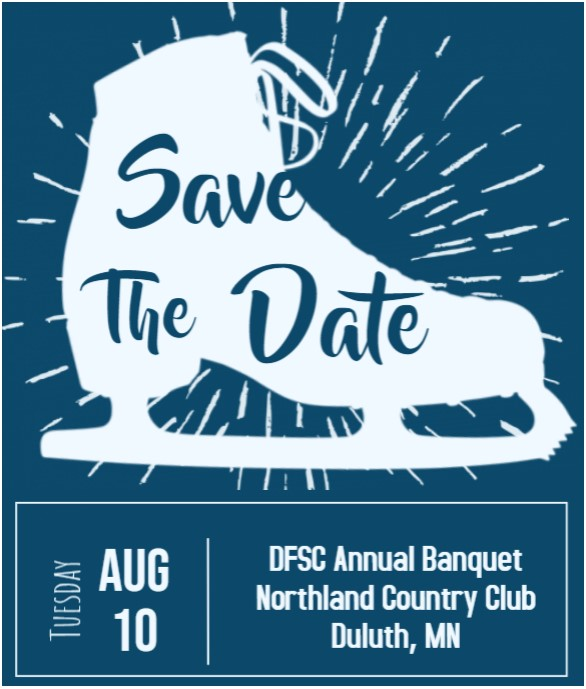 DFSC 2021 Banquet Tuesday Aug 10th and Northland Country Club