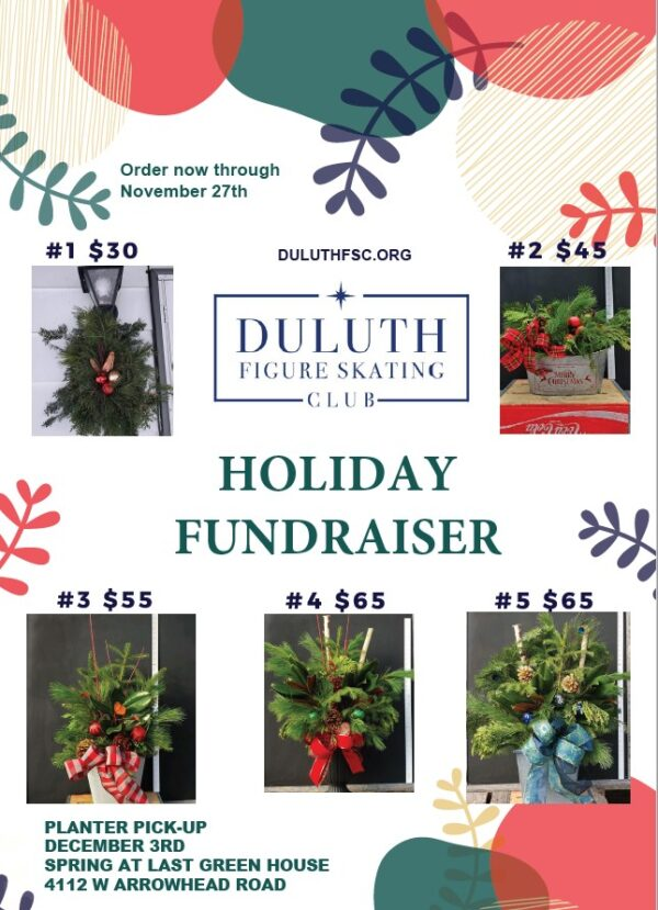 Check out the 5 holiday bouquet options
